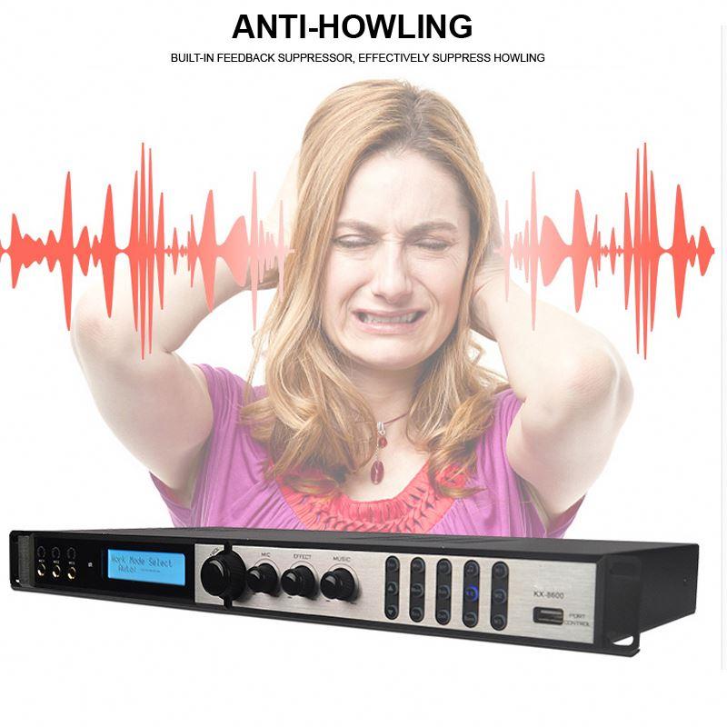 250W*2 Spaul Led Equalizer Audio enlarge