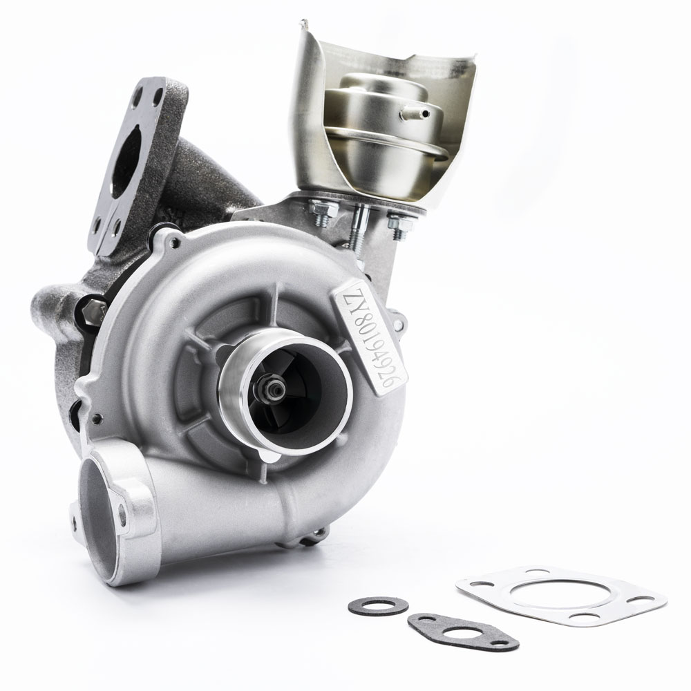 شاحن توربيني للسيارة ، جهاز ضاغط توربو لسيارات Mazda و Peugeot و Volvo 1.6 HDI و Ford Focus TDCi 1.6L D dv6tide 4 04- 753420 109bhp