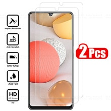 2pcs Protector For Samsung Galaxy A42 Screen Protector Tempered Glass Galaxy A42 Glas For Samsung A