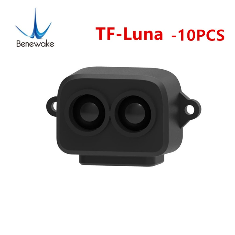 Модуль датчика TF-Luna Benewake Lidar, 10 шт., одноточечный, для Arduino, Pixhawk, Дрон UART версии