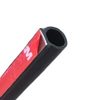big d small d z shape p type epdm noise insulation anti dust soundproofing sealing strips car rubber seal