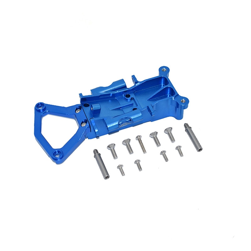 Aluminum alloy front gearbox base FOR TRAXXAS 1/7 XO-01 64077-1 original number 6430 XO012A