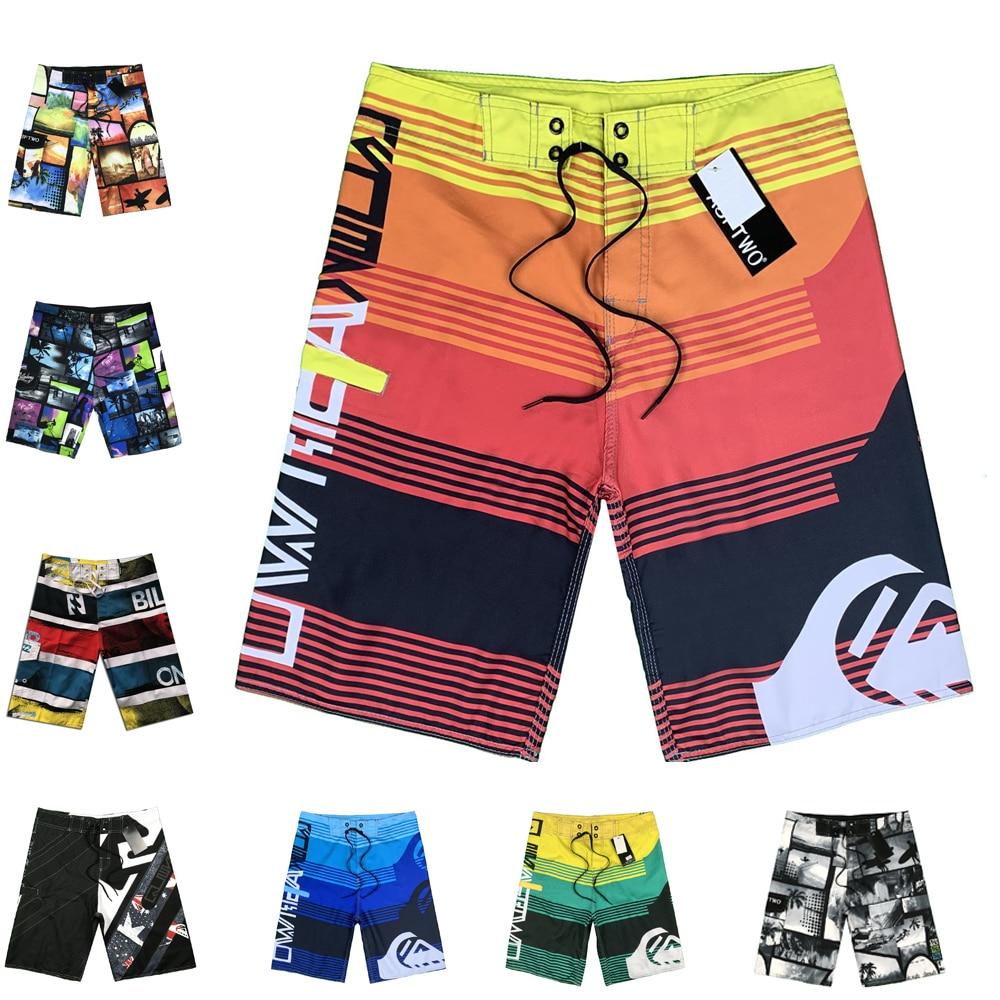 Мужские плавки для плавания, свободные быстросохнущие дышащие шорты для плавания, пляжные шорты для серфинга, одежда для плавания, штаны дл...