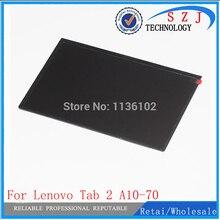 "Nuevo 10,1 ""pulgadas para Lenovo Tab 2 A A10-70 A10-70F A10-70L cambio de pantalla Lcd envío gratuito"