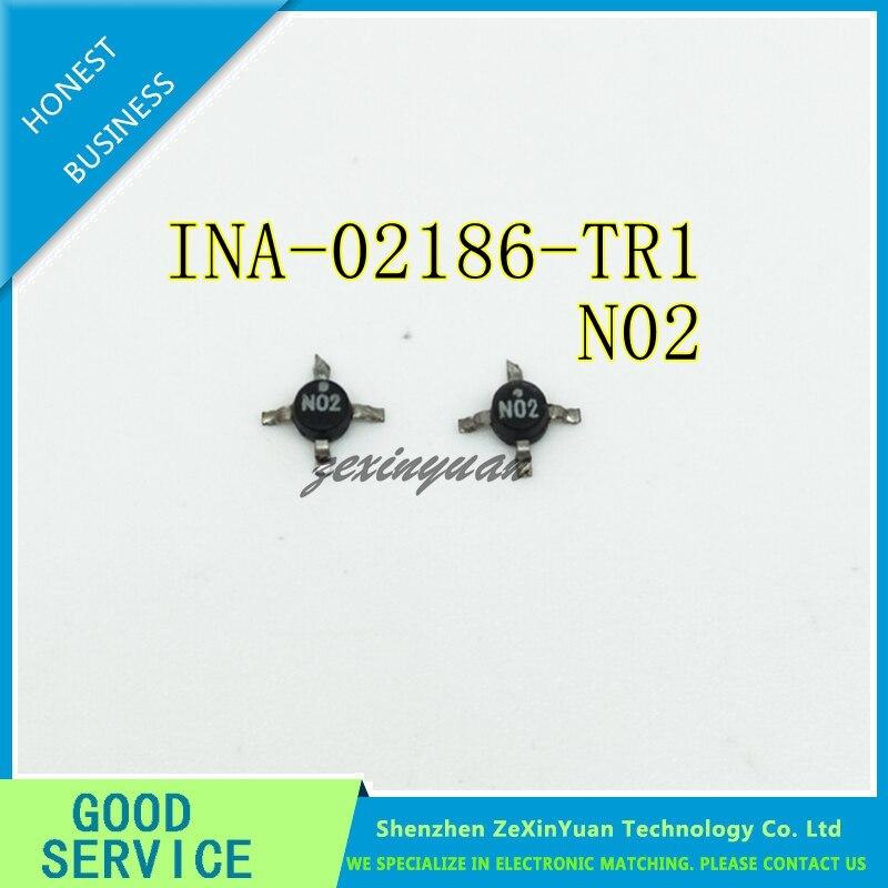 5PCS INA-02186-TR1 INA-02186 N02 original