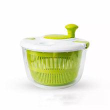 Hot Sale Large Manual Salad And Vegetable Washer Spinner Dryer Household Fruit Dehydrator Salad Spinner