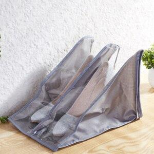 Portable Travel Shoe Bags Waterproof Organizer Space Saving Storager for High Heels FKU66