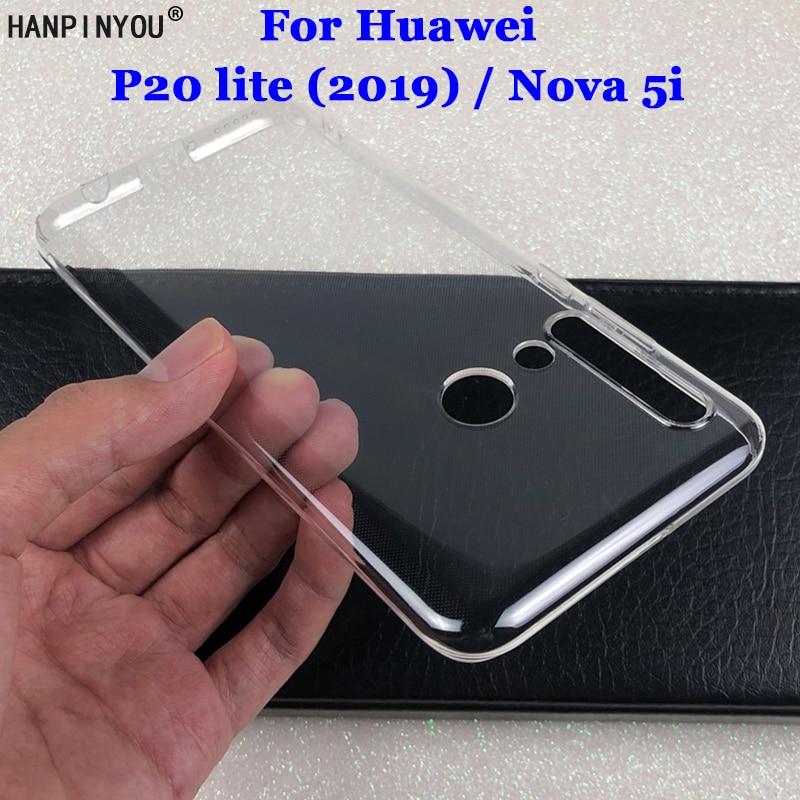 Para Huawei P20 lite (2019)/nova 5i funda protectora de Cámara dura Ultra...
