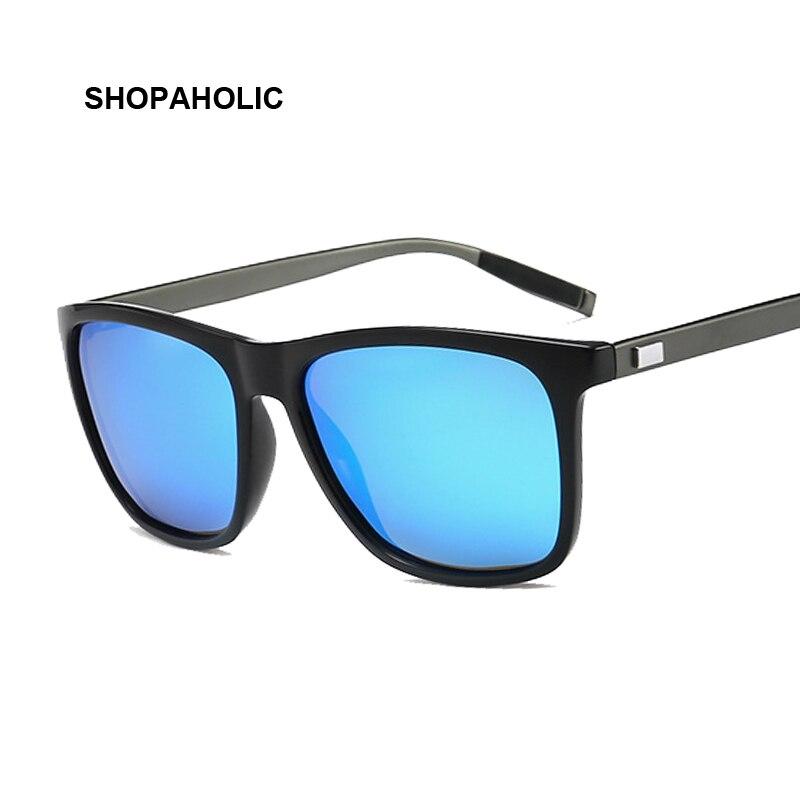 Square Sunglasses Polarized For Men 2020 Trending Design UVA UVB Protection Sun Glasses Women Driver