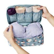 Reistas Compressie Verpakking Cubes Tassen Vrouwen Ondergoed Beha Sok Kleding Bagage Organizer Waterdichte Reistas