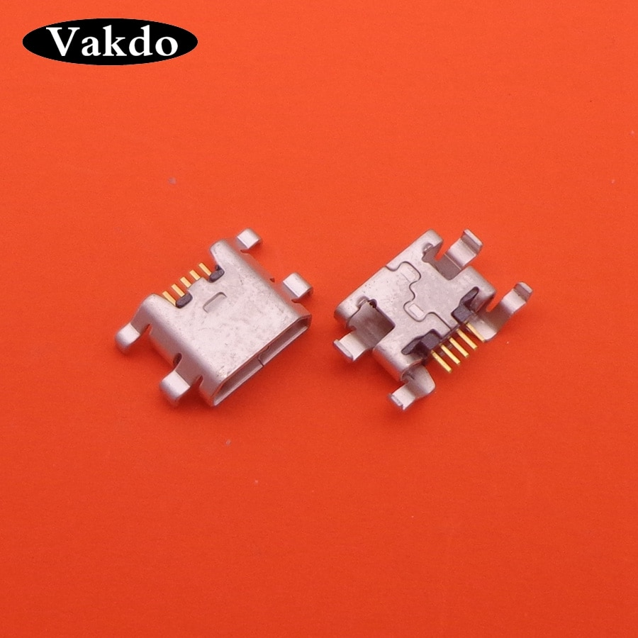 20 piezas MICRO mini USB puerto de carga conector de cargador para HUAWEI P7-L07 L09 L00 G660-L075 C199 G760 G7 conector de base de datos