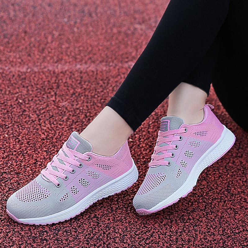 Women's Sneakers Casual Shoes Woman Breathable Women's Vulcanized Shoes Female Platform Sneakers Wom