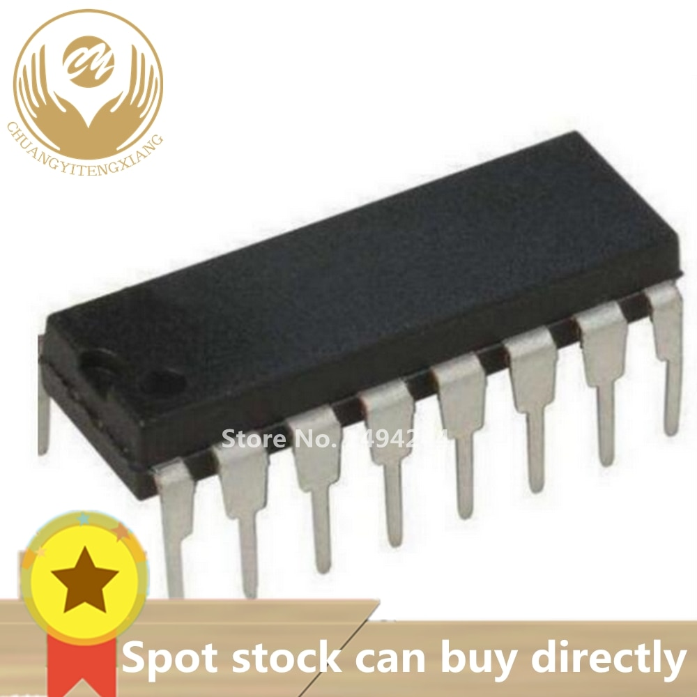 1 Uds. CD4026 CD4026BE 4026 IC CMOS contadores de la década/divisor DIP-16 en Stock