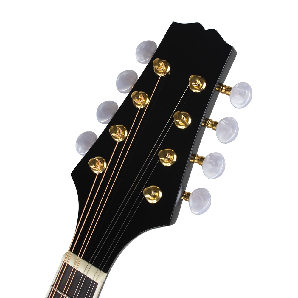 8 String Electric Mandolin Guitar A Style Rosewood Fingerboard Mandolin Beginners Adults Musical Instrument With Bag Picks Capo enlarge