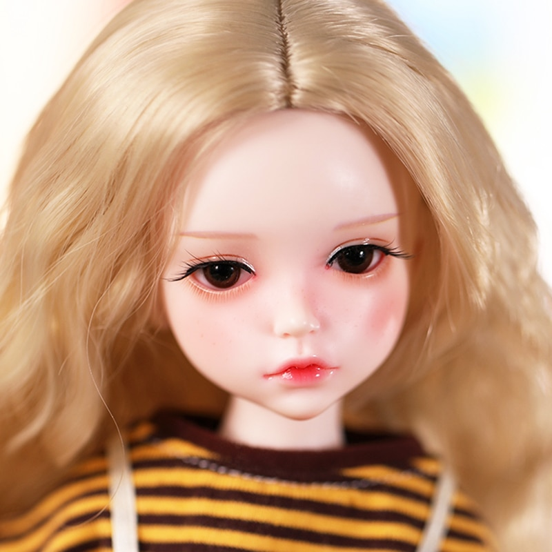 Nuevo BJD muñeca 1/6 muñeca juego completo falda traje resina muñeca SD muñeca regalo de cumpleaños