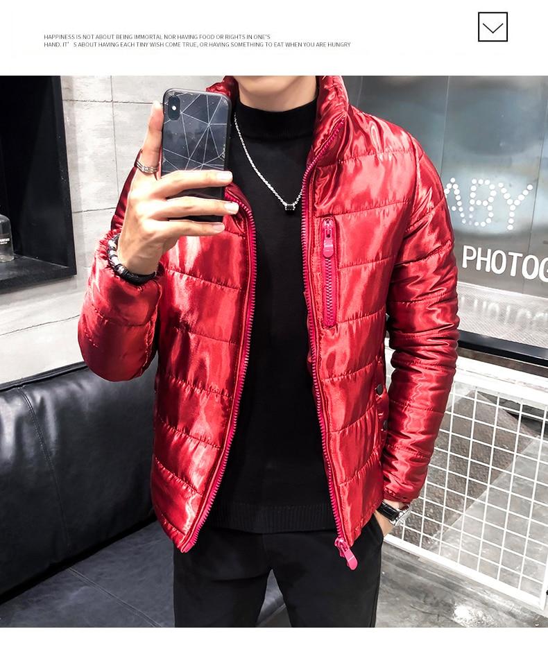 Зимняя парка Мужская Утепленная теплая куртка мужская куртка ветровка однотонная теплая одежда мужская куртка 2021
