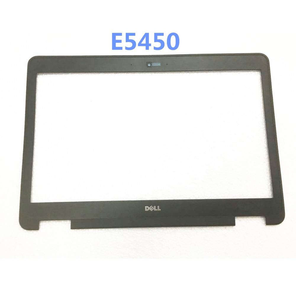 جديد الجبهة شاشة LCD الإطار الحافة غطاء B الحال بالنسبة لشركة ديل خط العرض E5450 مع كمبيوتر محمول كاميرا ويب