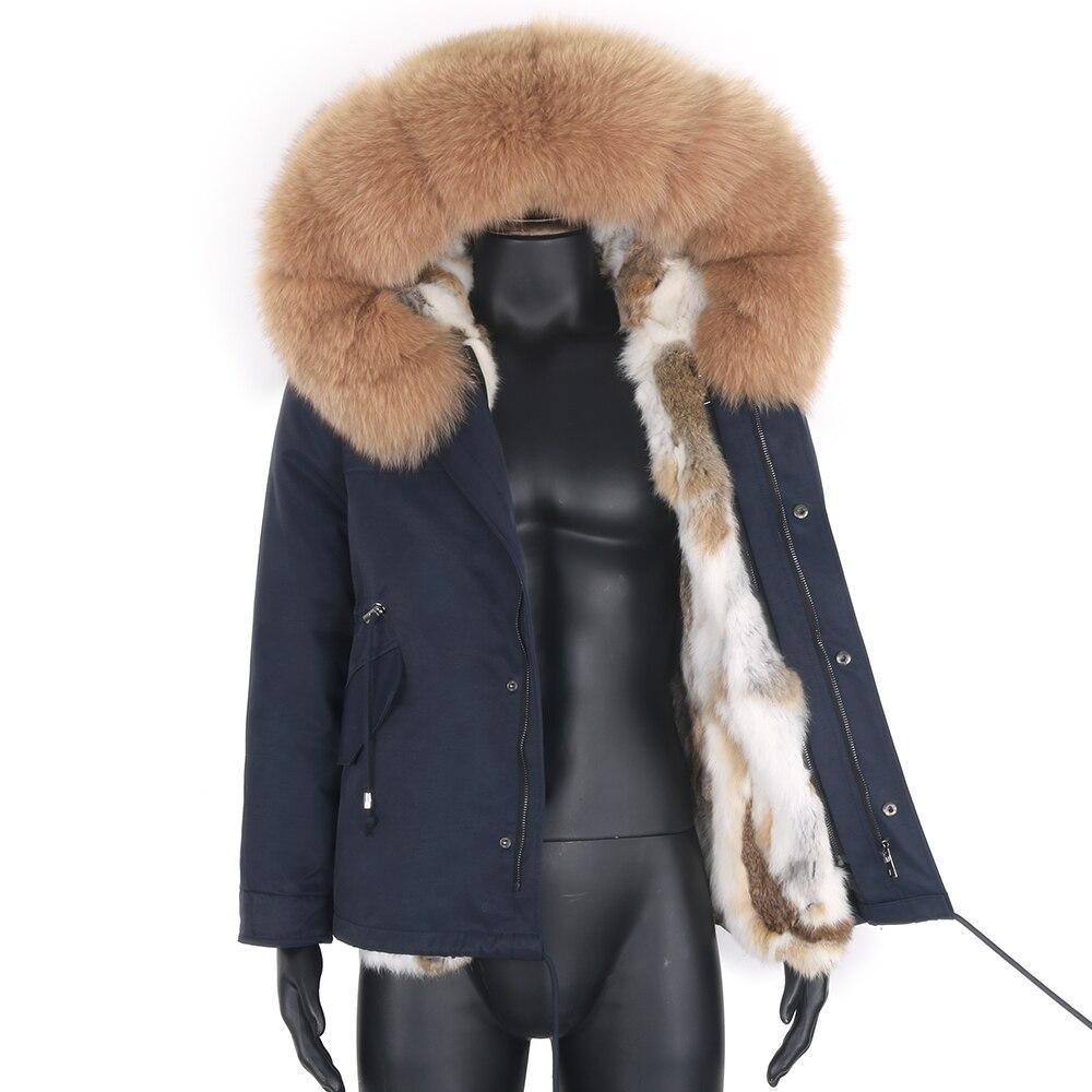 Мужская парка с мехом енота на капюшоне, черная Водонепроницаемая короткая куртка со съемным мехом, Размер 7XL, зима 2021