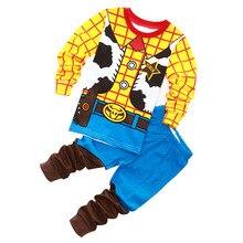 Marvel Children Clothing Set Boy Iron Man Pyjama Fille Enfant Kids Cartoon Captain America Vetement Pijama Menino Boys Sleepwear
