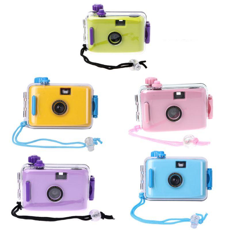 Caméra Lomo étanche sous-marine Mini Film mignon 35mm avec boîtier nouveau