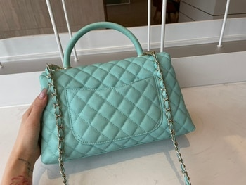 /Autumn And Winter New Style High Quality Designer Brand Classic Ladies Fashion Handbags Dinner Bags Chain Bags Caviar