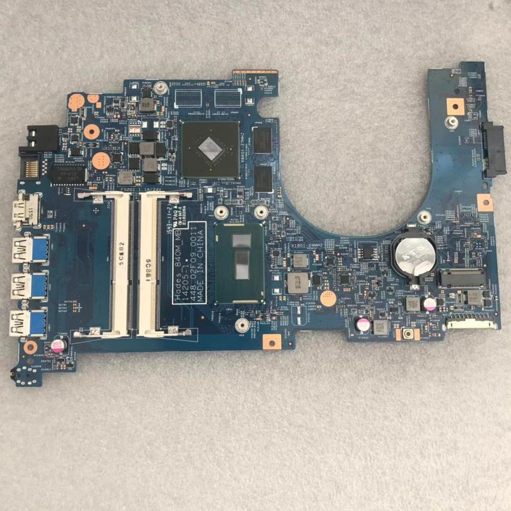 Para Acer VN7-571 placa base de computadora portátil CPU: I7-5500 GPU:N16P/N16S-GT-A2 14205-1...
