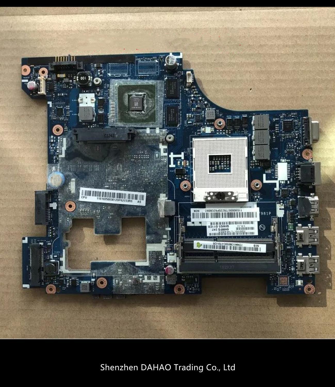 QIWG5_G6_G9 LA-7981P MB placa base original para Lenovo G480 G580 placa base...