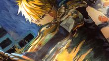 One Punch Man Digital Anime Manga Scroll Poster Wall Art Print Decor,50 x 70 cm,No Frame