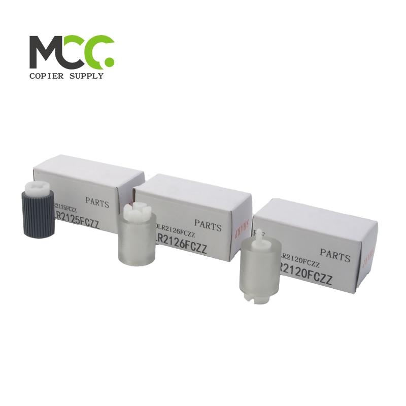 Новый пикап-ролик для SHARP MX-M3050 M3070 M3550 M3570 M4050 M4070 M5050 M5070 M6050 M6070, Набор роликов для подачи бумаги NROLR2126FCZZ