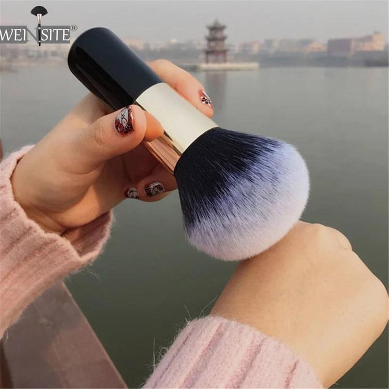 Big Size Makeup Brushes Foundation Powder Face Brush Set Soft Face Blush Brush Professional Large Co