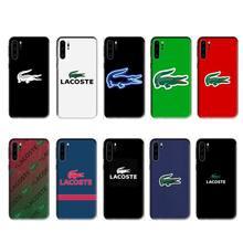 Reayou Luxury Logo US Brand Case for Huawei P20 P30 P40 Pro Mate 10 20 30 Pro Lite P Smart Y7 2019 Plus Nova 3I Cases Cover