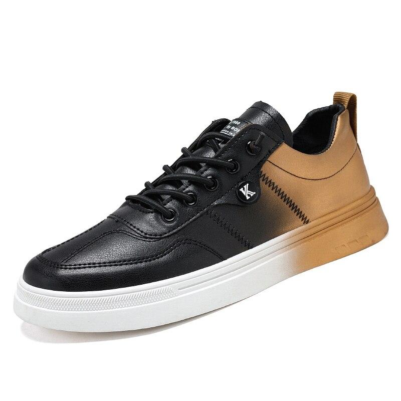 Мужская Вулканизированная обувь, новая мужская удобная обувь, модная спортивная обувь, мужская повседневная обувь, дизайнерская мужская об...