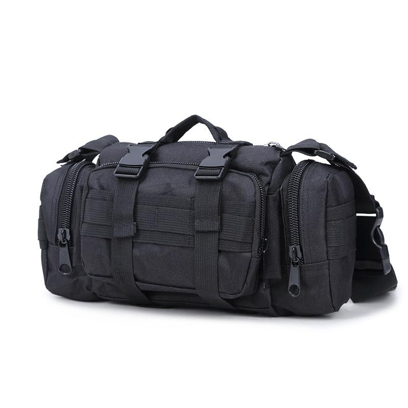 Фото - Качественная многофункциональная Мужская тактическая сумка, военная сумка Molle, маленькая Боевая поясная сумка, сумка-мессенджер через плеч... sabellino сумка sabellino 19ср 00296 21
