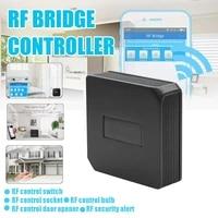 433 Mhz Ponte Wifi di Ricambio Smart Home  Casa Intelligente Automazione Universale Interruttore Intelligente Domotica Wi-Fi Remote Controller Rf