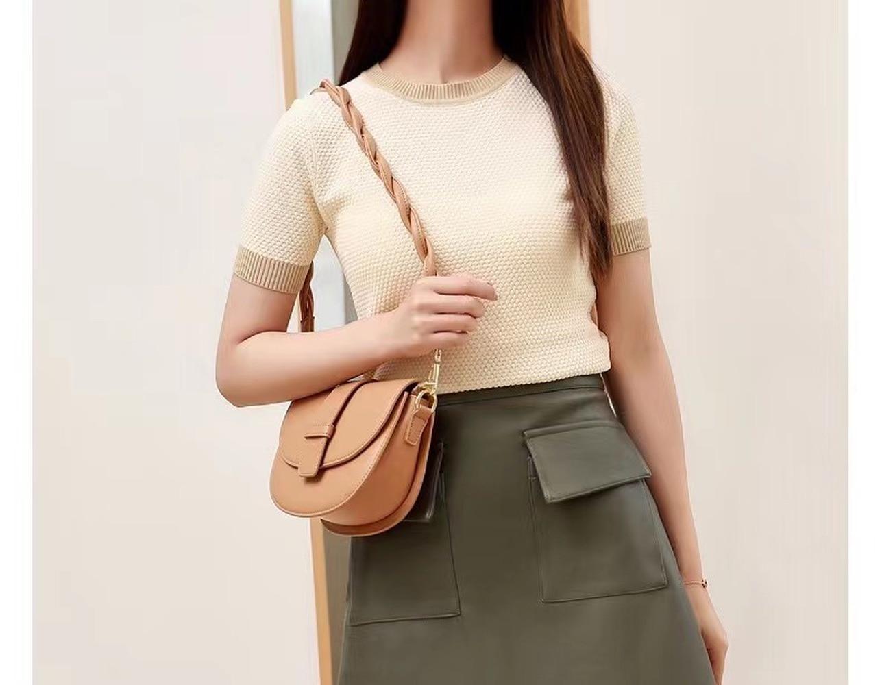 2021 العلامة التجارية الجديدة سيدة حقيبة كتف حقيبة ساعي الموضة مصمم حقيبة يد سيدة جديدة حقيبة ساعي مصمم حقائب عالية الجودة