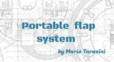 Sistema de solapa portátil de Mario Tarasini trucos de magia