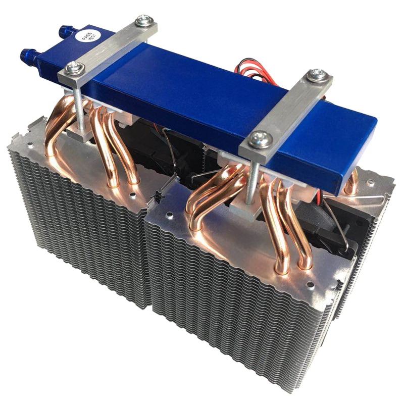 Resfriador de água diy aquário dedicado chiller controlador temperatura semicondutor refrigeração 40 aumento temperatura e queda