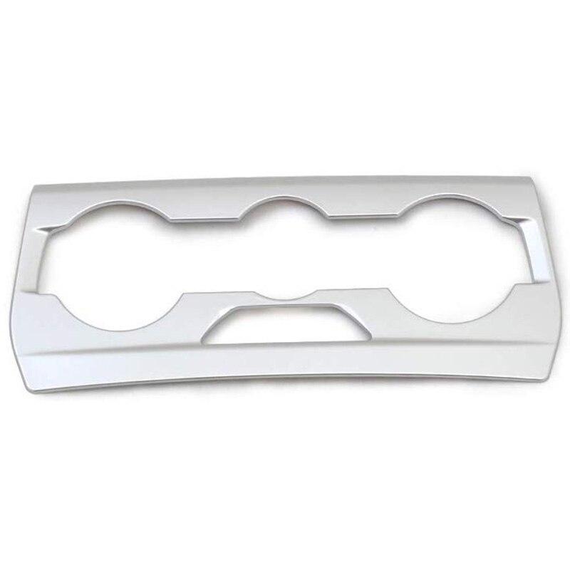 Para Subaru Crosstrek XV SUV 2018 y consola Interior híbrida, Panel de tablero, cubierta de salida de aire acondicionado, embellecedor de ventilación