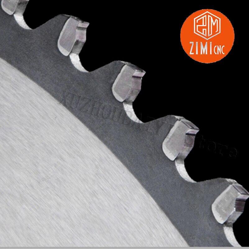 Hoja de sierra en frío, hoja de sierra circular de acero de alta velocidad, máquina de sierra circular de corte de metal, hoja de sierra en frío de cerámica