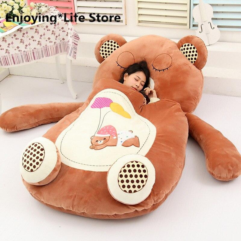 Мультяшный матрас, ленивый диван-кровать, подходит для детей, татами-маты, креативный маленький диван-кровать, стул, современная мебель для ...