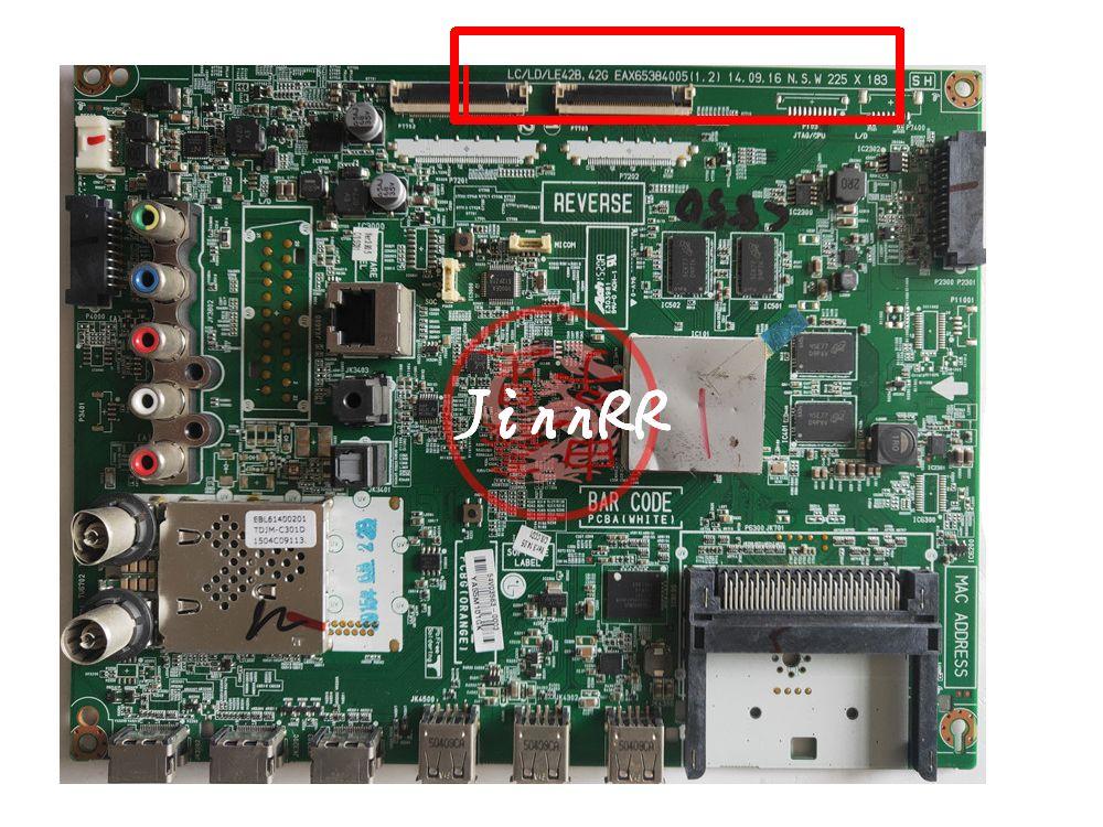 لوحة منطقية جديدة وأصلية EAX65384005(1.2) EAX65384005(1.2), متوفرة بالمخزن EAX65384005(1.2)