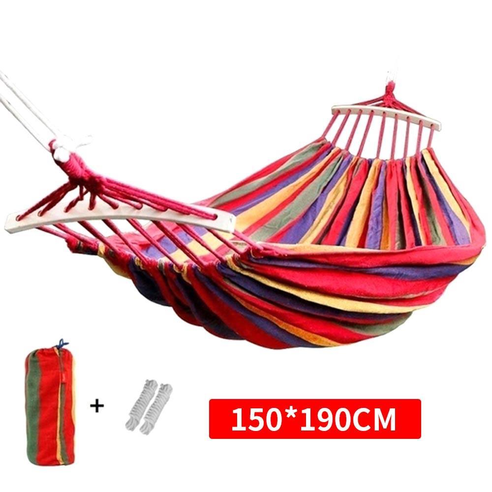 190x150 سنتيمتر أرجوحة معلقة مع شريط مفرشة مزدوجة/واحدة الكبار قوي سوينغ كرسي السفر التخييم سرير أثاث خارجي