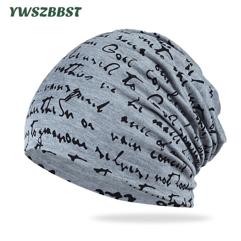 Новая Осенняя уличная женская шапка Skullies, шапка в стиле хип-хоп с буквенным принтом, зимняя мужская вязаная теплая шапка, Женская Шапка-бини