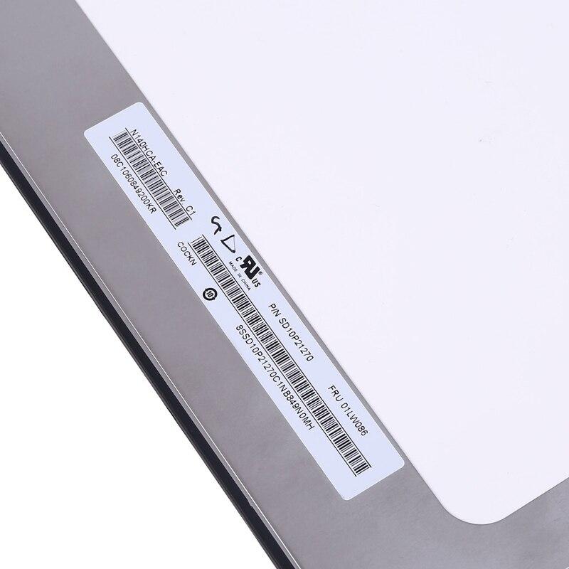 14 بوصة شاشة LCD تعمل باللمس ل VivoBook الوجه 14 TP412 TP412U TP412UA N140HCA-EAC