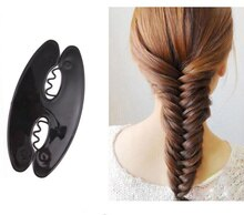 1pc Franse hair braid twist gereedschap weave braider Roller Magie Haar Maker Styling gereedschap accessoires
