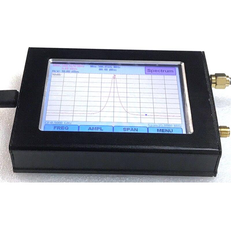 محلل الطيف الجداري 35M-4.4G ، مصدر الإشارة ، مقياس الطاقة مع مصدر التتبع ، TG