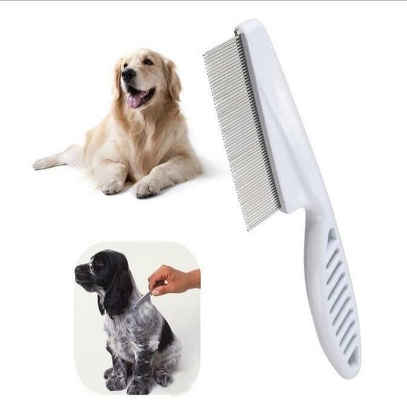 Расческа от блох для собак и кошек расческа от блох для вшей и блох Расческа для бритья и удаления волос
