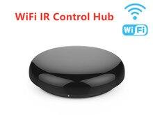 WiFi IR Control Hub Smart Home Blaster Infrared Wireless Remote Control via Smart Life Tuya APP Work  Home USD in stock!