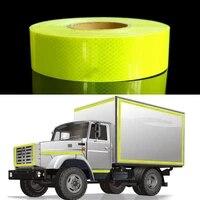 waterproof warning tape strip stickers warning light reflector protective sticker reflective film car safety mark