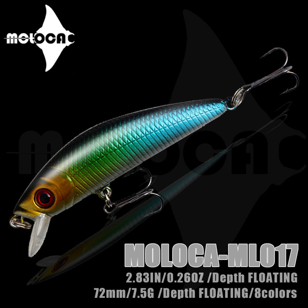 vib fishing lure weights12 8g luya hard baits vibration sinking full swimming lures pesca perch fish tackle isca artificial bait Minnow Fishing Lure Floating Plastic Hard Baits Weights7.5g Mino Isca Artificial Pesca Saltwater Lures For Bass Fish Tackle 2021